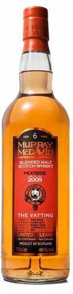 Murray McDavid The-Vatting-Peatside whiskyandcognac.de