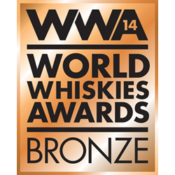 Tullibardine Sovereign WWA14_Bronze_Award_whiskyandcognac.de