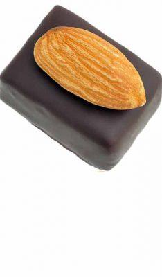 Iain Burnett Highland Chocolatier Dark Marzipan