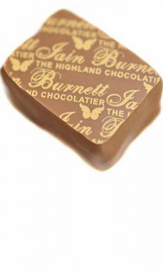 Iain Burnett Highland Chocolatier Milk Velvet Truffle