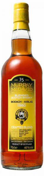Murray McDavid Crafted-Blend-Bodach-Aislig whiskyandcognac.de