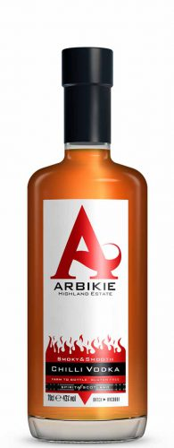 Arbikie Chilli Vodka whiskyandcognac.de