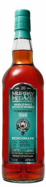 Murray McDavid Benchmark-Tobermory whiskyandcognac.de