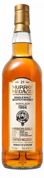 Murray McDavid Mission-Gold-Mortlach whiskyandcognac.de