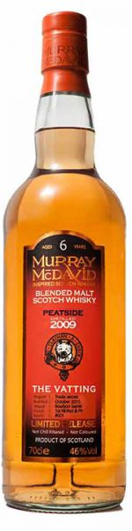 Murray McDavid The-Vatting-Peatside whiskyandcognac.de