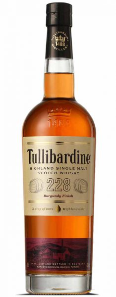 Tullibardine 228-Burgundy Finish-Whisky whiskyandcognac.de