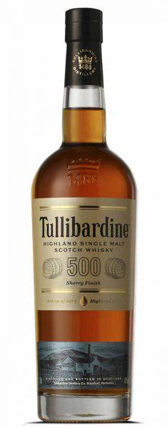 Tullibardine 500-Sherry Finish Whisky whiskyandcognac.de