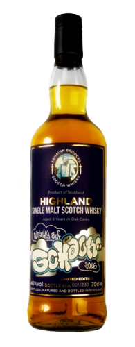WHISKY AUF SCHALKE 2016 LIMITED EDITION
