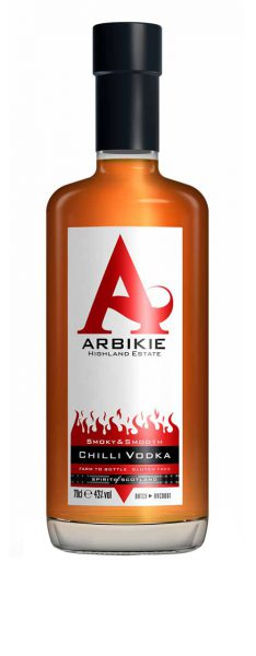 Arbikie Highland Estate Scottish Chilli Vodka