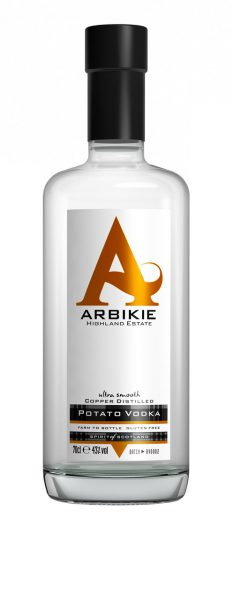 Arbikie Scottish Vodka Highland Estate whiskyandcognac.de