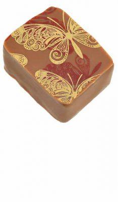Iain Burnett Highland Chocolatier Chai Truffle