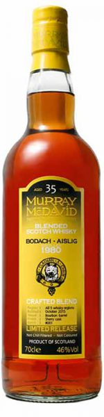 Murray McDavid Crafted-Blend-Bodach-Aislig whiskyandcognac.de